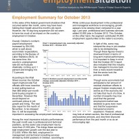 October Jobs/Employment Report